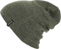 Never Summer Solid Beanie - green heather