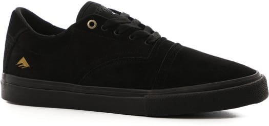 Emerica The Provider G6 Plus Skate Shoes - black/black/gum - view large