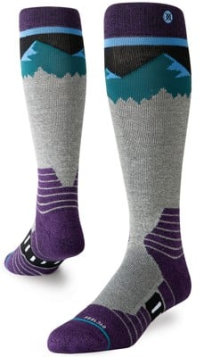 Stance Merino Wool Snowboard Socks - ridge line - view large
