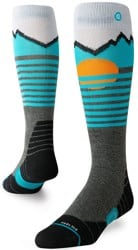 Stance Performance Blend Snowboard Socks - dawn patrol