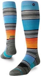 Stance Performance Blend Snowboard Socks - wolf crossing