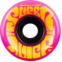OJ Mini Super Juice Skateboard Wheels - pink (78a)