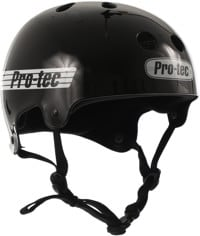 ProTec Old School Certified EPS Skate Helmet - gloss black