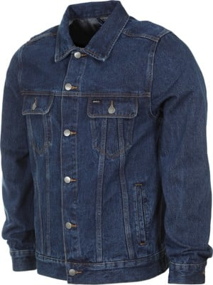 RVCA Daggers Jacket - raw blue - view large