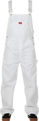 Dickies Bib Overall Pants - (painters) white - view large