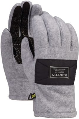 Burton Ember Fleece Gloves - gray heather - view large