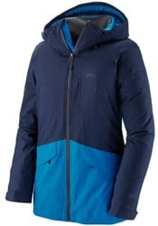 Patagonia Women's Insulated Snowbelle Jacket - classic navy