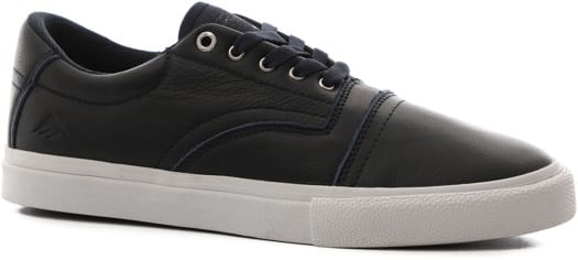 Emerica The Provider G6 Plus Skate Shoes - navy/silver - view large