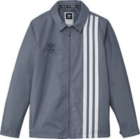 Adidas Civilian Jacket - raw steel/easy yellow/white