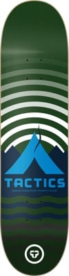 Tactics Base Camp Skateboard Deck - army - view large