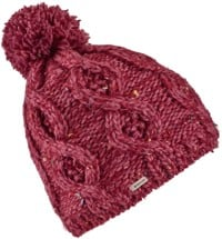 Burton Women's Chloe Beanie - rose brown/port royal marl