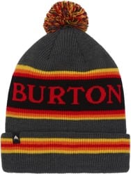 Burton Trope Beanie - true black heather