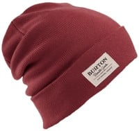 Burton Kactusbunch Tall Beanie - rose brown
