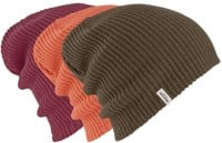 Burton DND Beanie 3-Pack - rose brown/sterling/crabapple