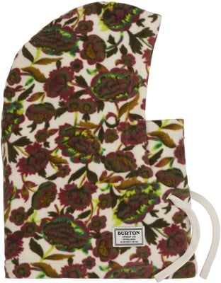 Burton Burke Hood Face Mask - white floral - view large