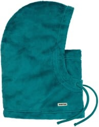 Burton Cora Hood Face Mask - green-blue slate