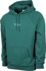 Polar Skate Co. Default Hoodie - dark green