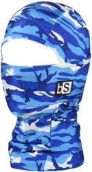 BlackStrap The Kids Hood Balaclava - fatigue blue