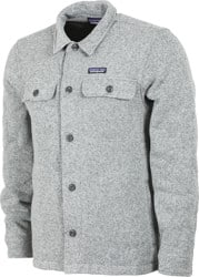 Patagonia Better Sweater Shirt Jacket - stonewash