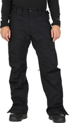 686 Smarty 3-In-1 Cargo Pants - black