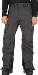 686 Smarty 3-In-1 Cargo Pants - charcoal