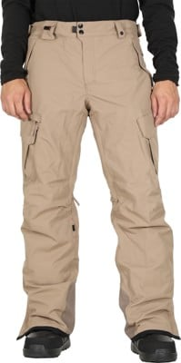 686 Smarty 3-In-1 Cargo Pants - khaki - view large