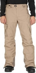 686 Smarty 3-In-1 Cargo Pants - khaki