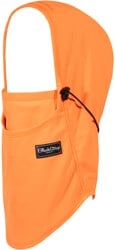 BlackStrap The Team Hood Balaclava - bright orange