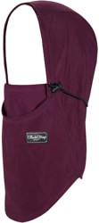 BlackStrap The Team Hood Balaclava - merlot