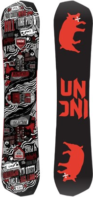 YES Greats UnInc Snowboard 2020 - view large