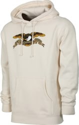 Anti-Hero Eagle Hoodie - bone