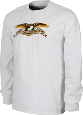 Anti-Hero Eagle L/S T-Shirt - white - view large