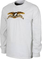 Anti-Hero Eagle L/S T-Shirt - white
