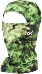 BlackStrap The Hood Balaclava - tie dye green