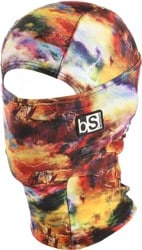 BlackStrap The Kids Hood Balaclava - tactics limited print (overcast rainbow)