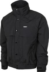 Obey Layers 2-in-1 Jacket - black