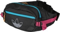 Adidas Originals Utility Waist Pack - black/active teal/berry