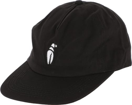 Crab Grab Claw 5-Panel Hat - black - view large