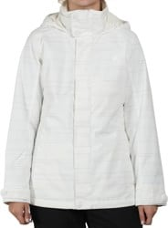 Burton Jet Set Insulated Jacket - stout white space dye