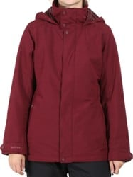 Burton Jet Set Insulated Jacket - port royal/heather