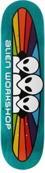 Alien Workshop Spectrum 8.75 Skateboard Deck - teal
