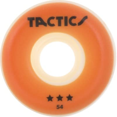 Tactics Leisure League Series Skateboard Wheels - ping pong (99a) - view large