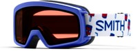 Smith Rascal Kids Snowboard Goggles - blue showtime/rc36 lens