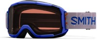 Smith Daredevil Kids Snowboard Goggles - blue creatures/rc36 lens