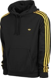 Adidas Mini Shmoo Hoodie - black/active gold