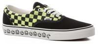 Vans Era Skate Shoes - (vans bmx) black/sharp green
