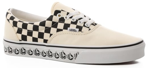 Vans Era Skate Shoes - (vans bmx) white/black - view large