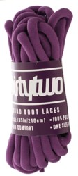 Thirtytwo Boot Laces - purple