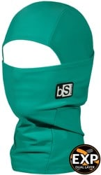 BlackStrap The Kids Expedition Hood Balaclava - jade