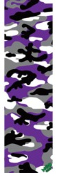 MOB GRIP Camo Graphic Skateboard Grip Tape - purple
